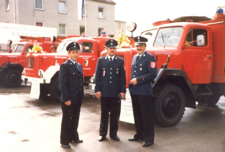 1975: Neugründung