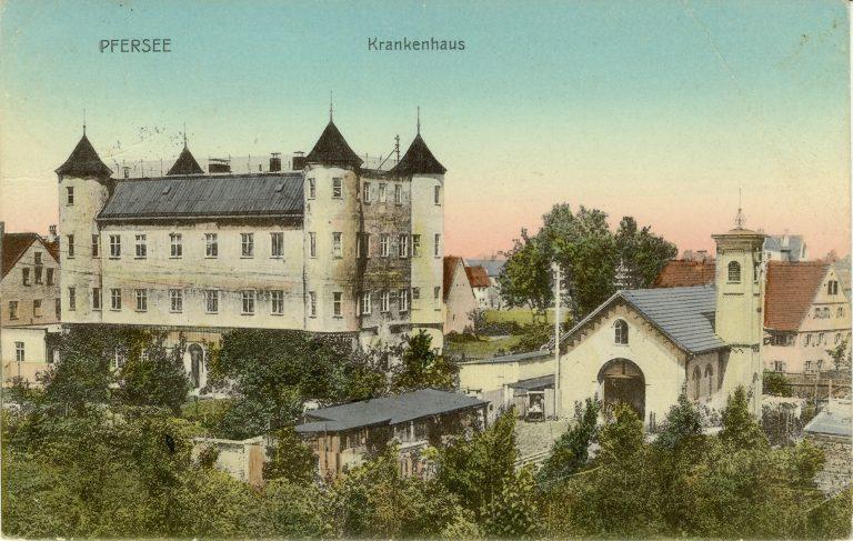 1911: Eingemeindung
