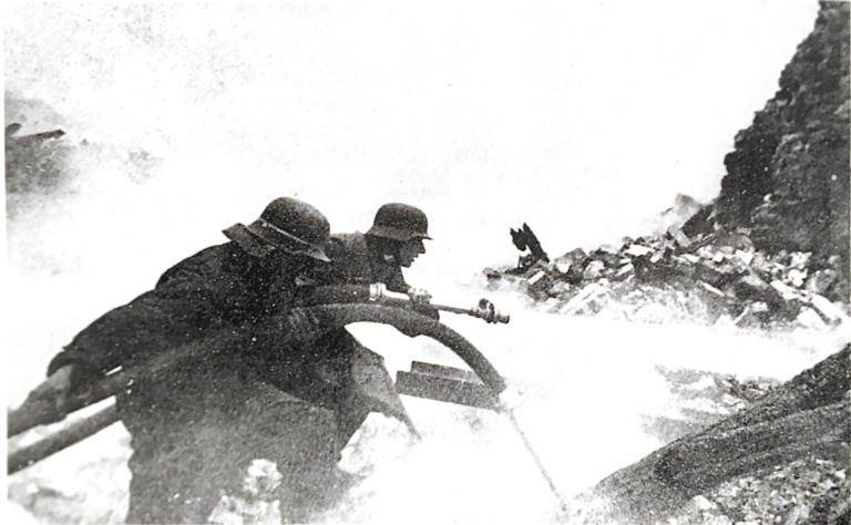 1938 - 1945: Der Nationalsozialismus und der Zweite Weltkrieg
